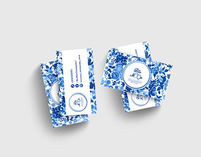 Blu Moon Branding