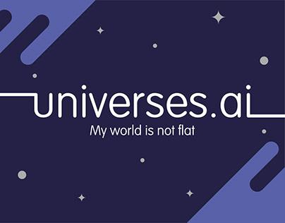 Universes.ai - My world is not flat