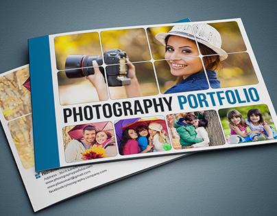 Portfolio Landscape Brochure!