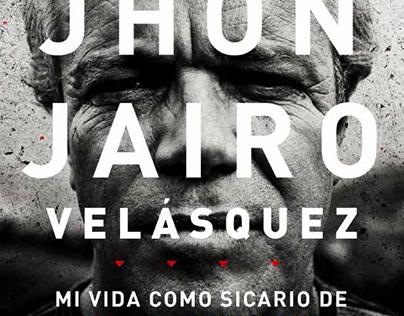 Publisher: Mi Vida Como Sicario for Harper Collins.