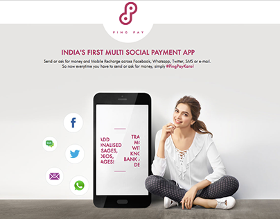 Ping Pay by Axis Bank