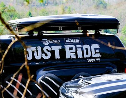 Just Ride Tour - Malibu Boats Event Wake Tour