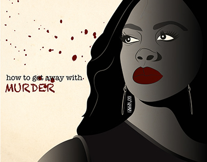 CHARACTER DESIGN SERIES/HOW TO GET AWAY WITH MURDER