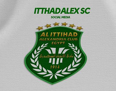 ITTHAD ALEX SC SOCIAL MEDIA