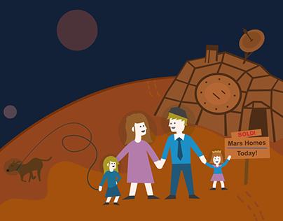 House On Mars