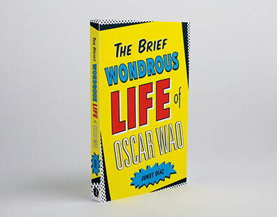 Oscar Wao: Book Cover Design
