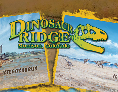 Dinosaur Ridge Exhibits and Collateral