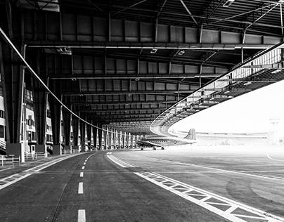 Berlin Tempelhof Tour