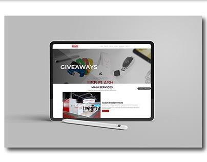 Website ReDesign & Development - Portfolio