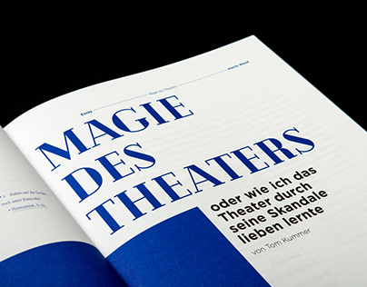 Konzert Theater Bern 18.19