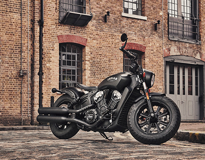 48 HRS WITH INDIAN SCOUT BOBBER IN LONDON