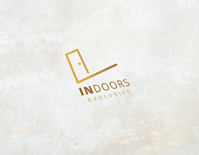 Name, logo and branding for InDoors company
