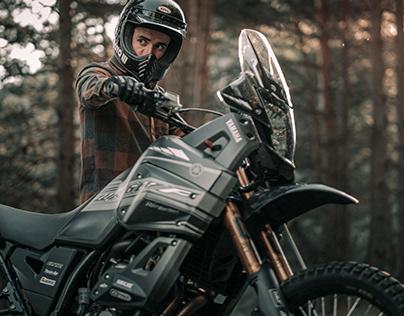 YAMAHA ⏤ Ride & Chill