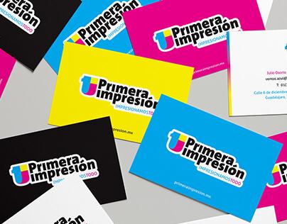 Brand Refresh: Primera Impresión