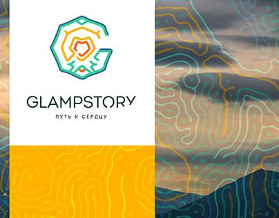 Glampstory глэмпинг на Камчатке - ребрендинг