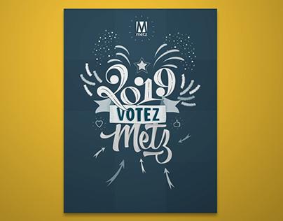 Film des vœux 2019 - Ville de Metz