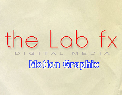 Motion Graphics Reel video :56