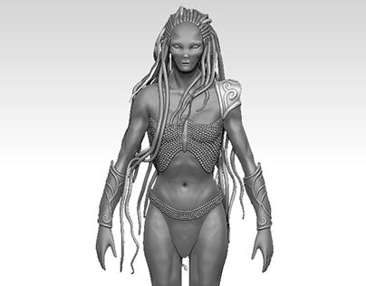 3D . Avatar