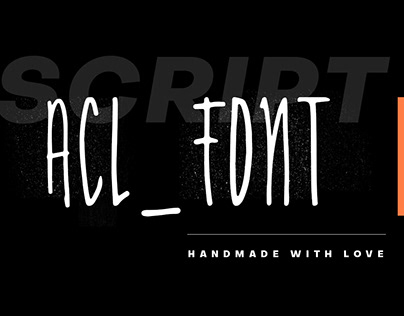 Acl font