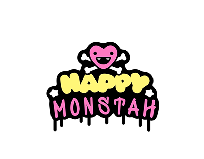 2D Animations for Happy Monstah