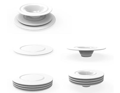 rio tableware