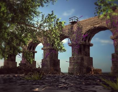Kannara bridge 3D