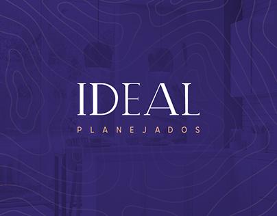 Ideal Planejados • Identidade Visual