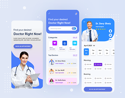 Exploring Doctor Appointment Mobile Apps
