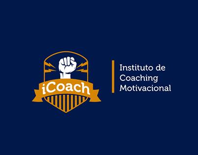 Identidad Gráfica - Instituto de Coaching Motivacional