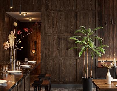 CGI-Samara Restaurant