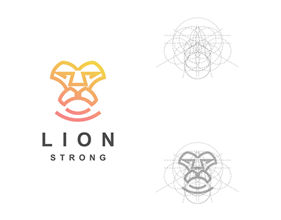 lion strong logo