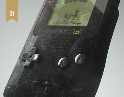 Game Boy Color 1998 | Full CGI