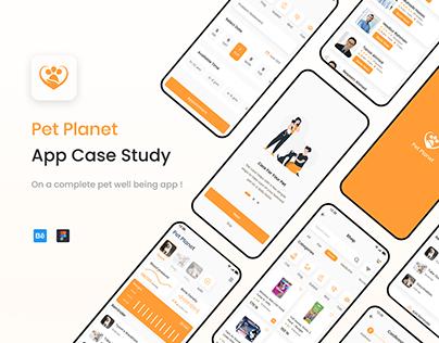Pet Planet App Case Study