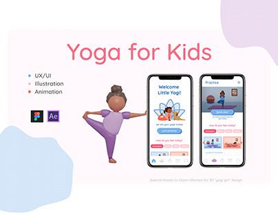 Yoga for Kids App