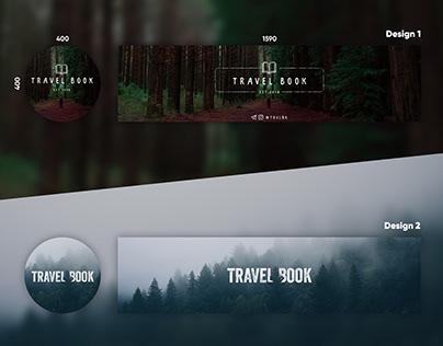 Social network cover design / Дизайн обложки Vkontakte