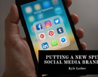 Kyle Lorber: Putting a New Spin on Social Media