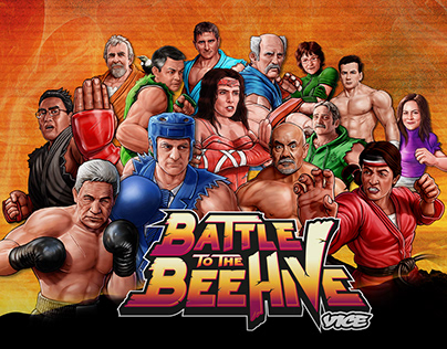 Battle to the Beehive Game