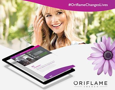 #OriflameChangesLive