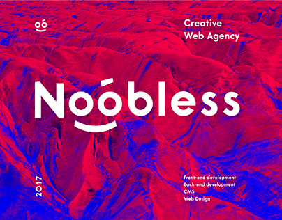 Creative Web Agency Noobless
