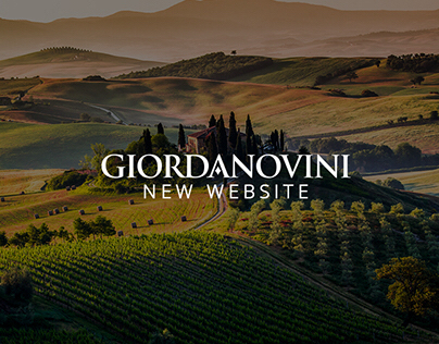 GIORDANOVINI - Website