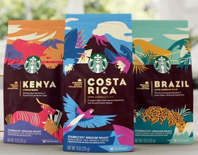 Starbucks Premium Select Collection