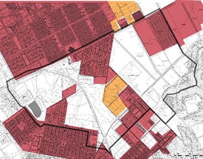 Estudo de Urbanização Ideal - Projeto de Urbanismo 1