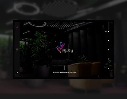 Design & Acoustics | Architecture website