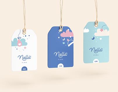 NELLA PIMA - Branding