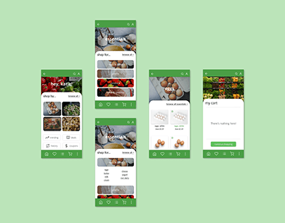 GoodMarket - grocery delivery ecommerce app