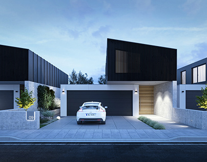 Family Houses Development | VIZN studio