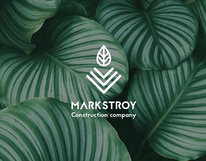 Logo for Markstroy company