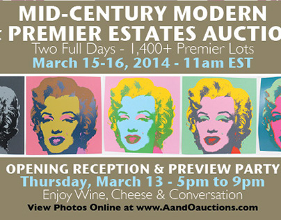 Ahlers & Ogletree Auction