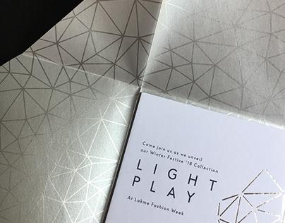 Invite design for Disha Patil