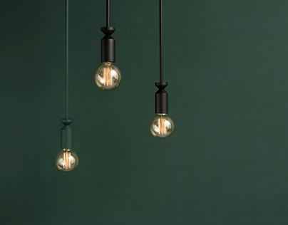 Sticks Lamp